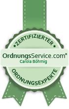 Zertifizierter Ordnungsexperte